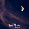 17. Moon at Sunset