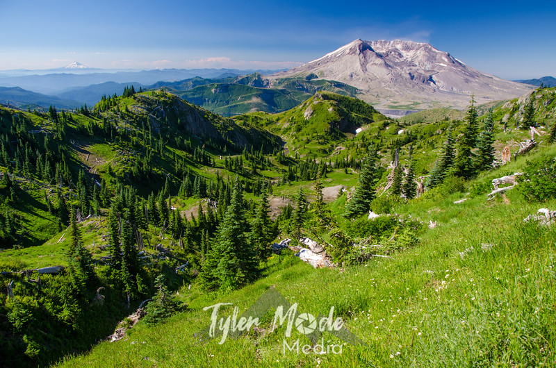 21. Mt. St. Helens