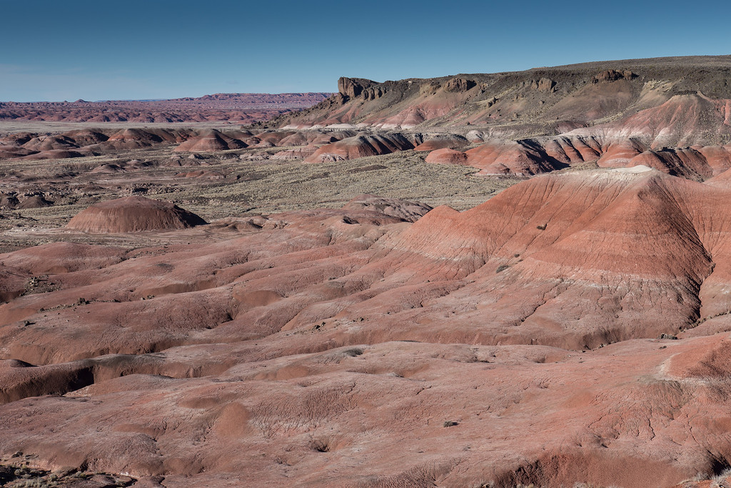 Painted Desert -- Petrified Forest National Park, AZ