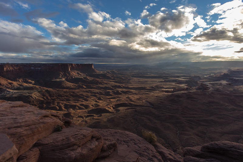 Green River Overlook -- Canyonlands National Park, Utah