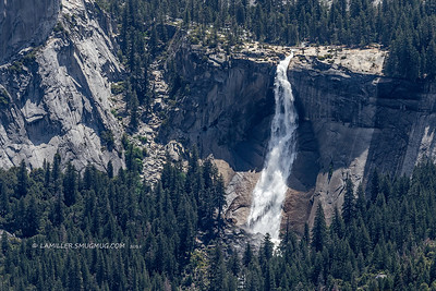 Nevada Falls - Yosemite Nat'l Park - June 2015