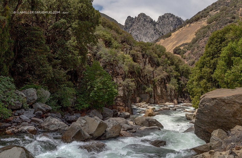 South Fork King River - Kings Canyon Nat'l Park - June 2015