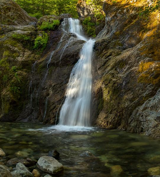 Faery Falls, Shasta County CA