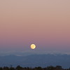 Moonrise over the Sangres