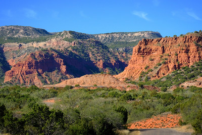 Caprock Canyons State Park, Texas, 11/12/16.