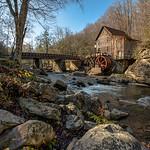 Glade Creek Gristmill, Babcock St Park, Fayetteville, WV