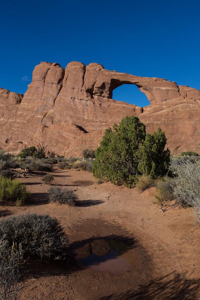 The Skyline Arch