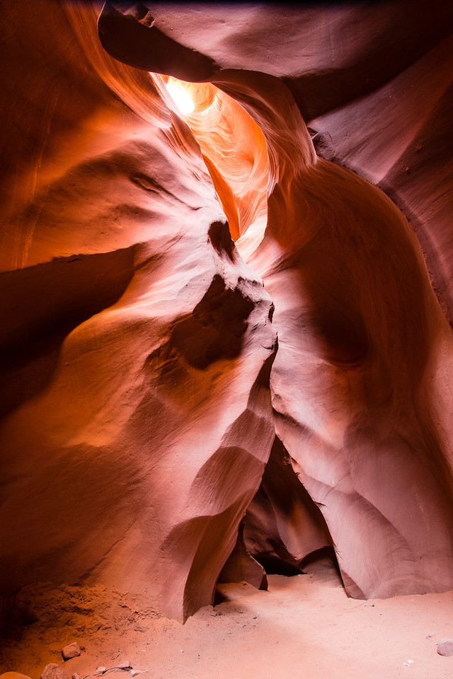The Chief -- Lower Antelope Canyon