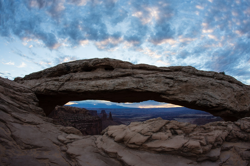 The Mesa Arch