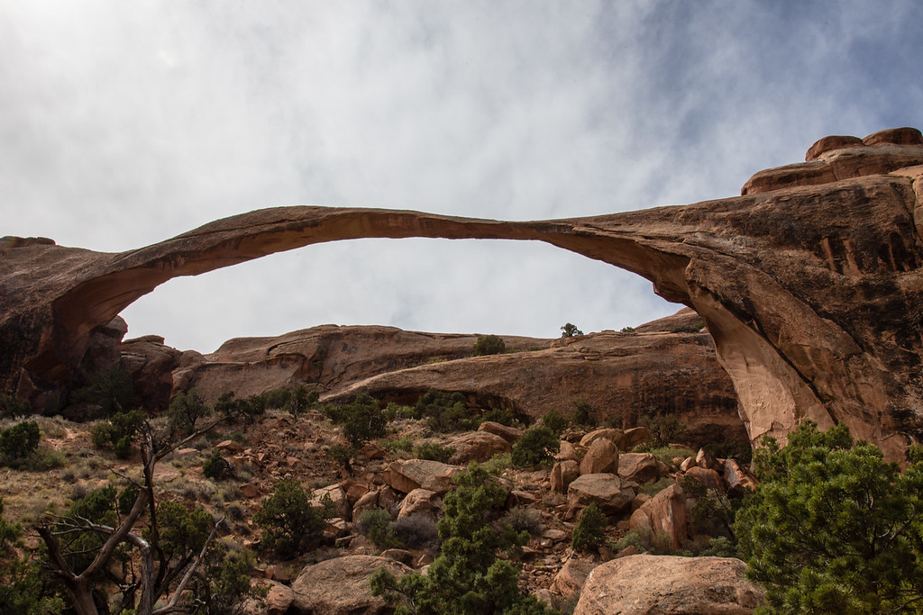 Landscape Arch -- Arches National Park