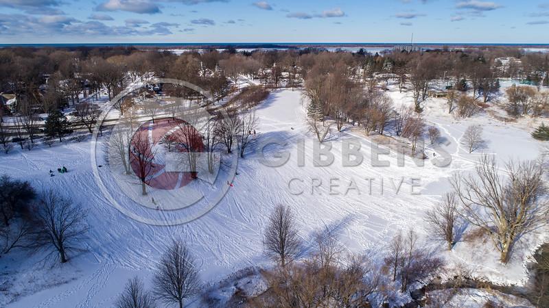 Frontier Park Winter