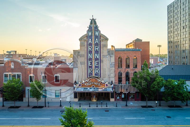 Warner Theatre Color