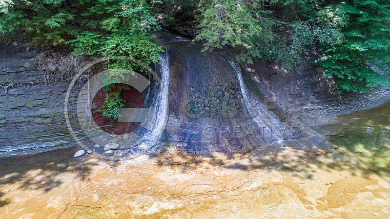Buttermilk Falls Erie, PA