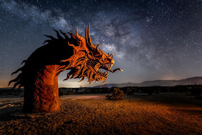 Serpent in the Desert