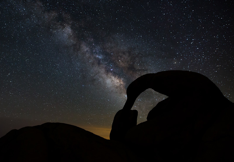 The Mobius Arch