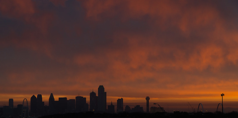 Dallas in the Morning