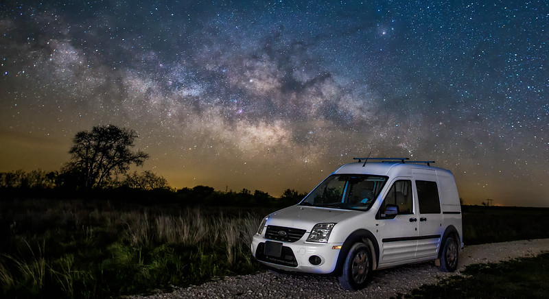 Traveling under the Stars
