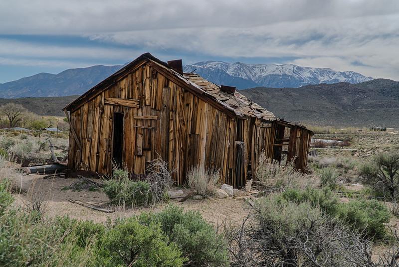 Old Cabin Eastern Sierras