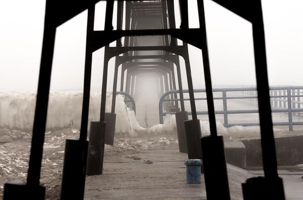 2017 Winter Pier