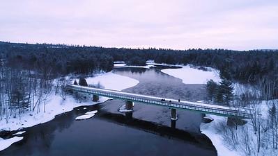Abol Bridge video
