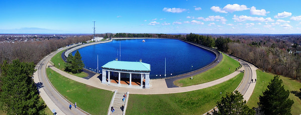 Cobbs Hill Reservoir Panorama
