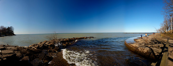 Panorama from Webster Park