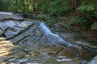 Last Waterfall on Cascadilla Creek