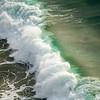 371  G Oregon Coast Waves Close