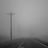 3  G Road and Fog BW V