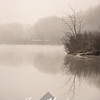 25  G Vancouver Lake Fog