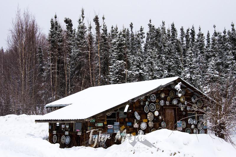 4  G Hubcaps Cabin
