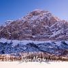 27  G Sukakpak Mountain and Snowshoe Tracks