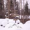 7  G Snowy Wiseman Sign