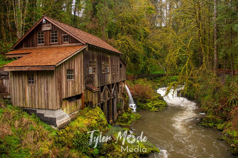 1  G Grist Mill