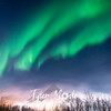 49  G Coldfoot Mountain Aurora