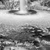 31  G Horsetail Falls BW