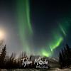 18  G Coldfoot Aurora Moon
