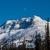 35  G Moon over Brooks Range