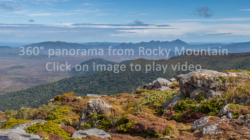 Video: 360 degree panorama from Rocky Mountain.<br /> Soundtrack: Rocky Mountain High, by John Denver and Mike Taylor