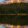 20  Rainier Sunrise Reflection V