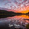 11  Reflection Lakes Sunrise Wide