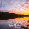 13  Sunrise Reflection Lakes