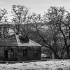 9  G Old House BW