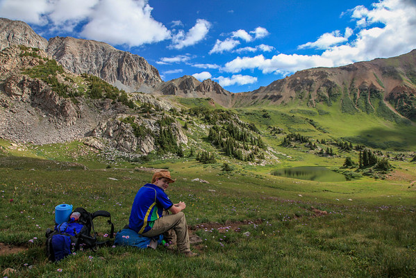Hiking: 4-pass loop in Colorado, Maroon Bells-Snowmass Wilderness Area