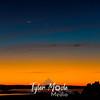 3  G Bluff Sunrise Moon Wide