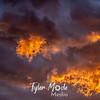 4  G Sunset Clouds Close