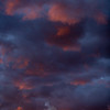 21  G Sunset Clouds Close V
