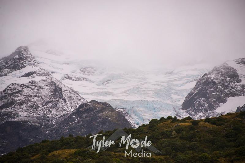 73  G Mt  Cook Area Glacier