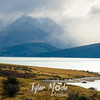 44  G Lake Pukaki and Rain