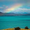 93  G Lake Pukaki Rainbow V